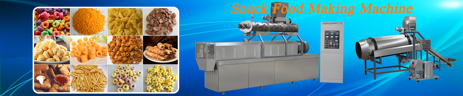 snack food making machine