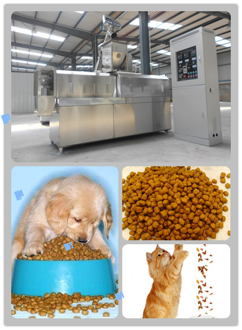 high quality make dog food pellets with CE&ISO