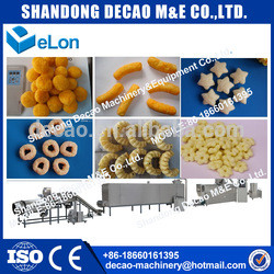 automatic stainless steel potato snack pellet food processing line industries
