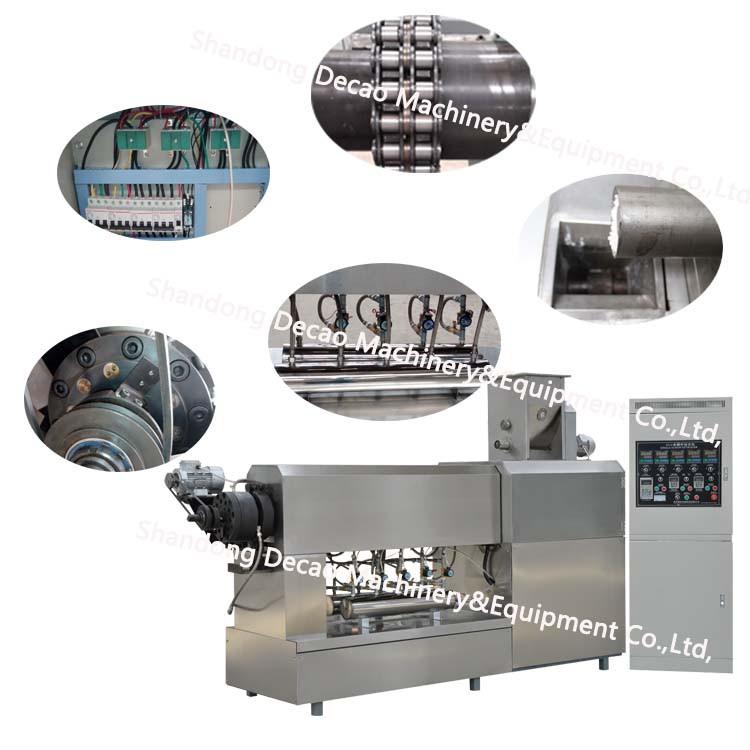 Bugles/crispy chips /sala making machine