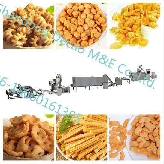 fried snacks production line