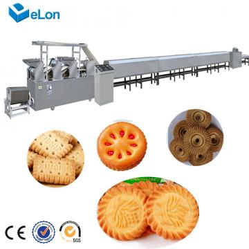 150-200kg/h Automatic biscuit making machine plant factory price
