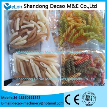 2d snack crispy chips / screws / shell  fried pellets processing line