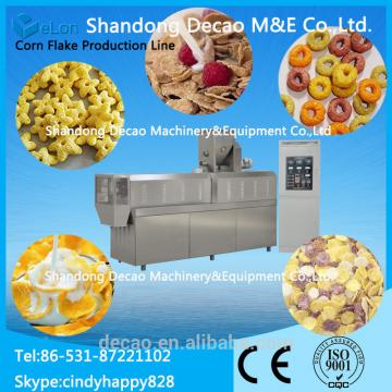 Big Extruded Corn Flakes Machinery