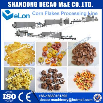Corn Flakes / Breakfast Cereals Processing Line  production machine