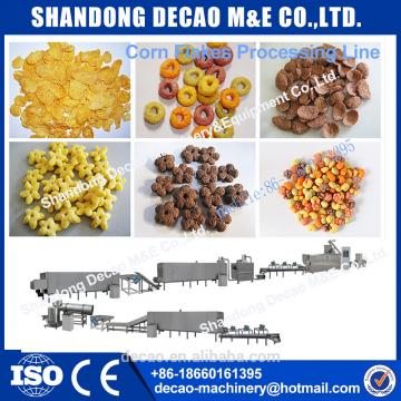 Corn Flakes /Breakfast Cereals Food Processing Line