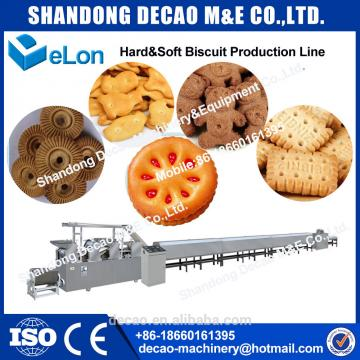 Professional Small scale biscuit making process with certificate