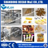 rice crust small snack foods machines / rice flour snack making machine /  puffing snacks process equipment