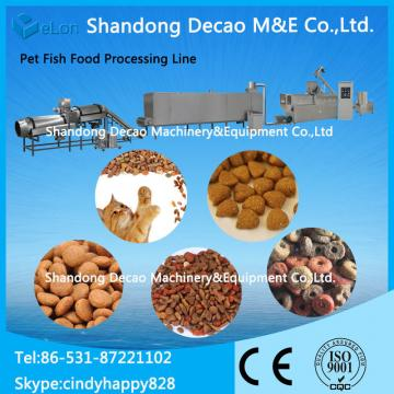 Best selling dog food making machine factory
