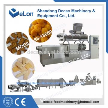 popular low stainless steel corn flakes processing line