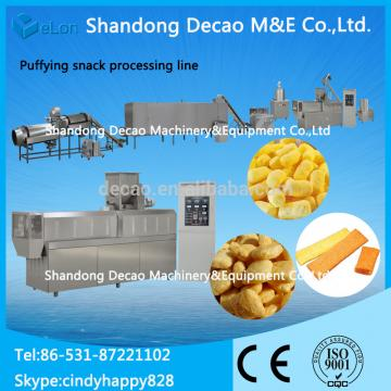 nutritions flakes cereal snack food process line