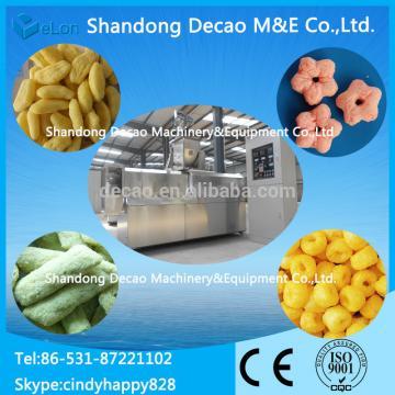 corn chips snacks processing equipment bm160