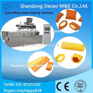 extrusion snack food processing line
