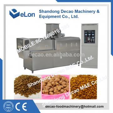 Best selling dog food making machine with SGS certificate