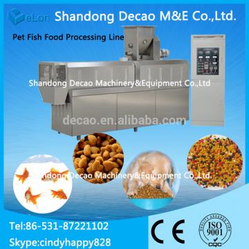 high quality floating fish pellet making machine With Long-term Technical Support