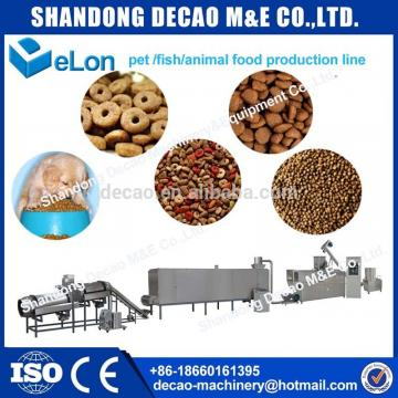 high quality extruder for pet food with CE&ISO