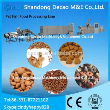Best selling dog food extrusion machine manufacturer