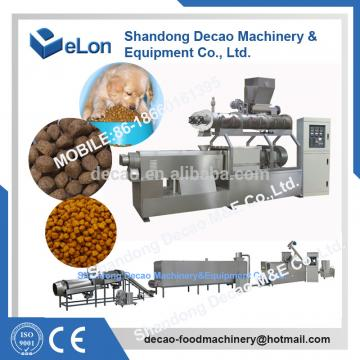 Best selling dog food pellet machine With Long-term Technical Support
