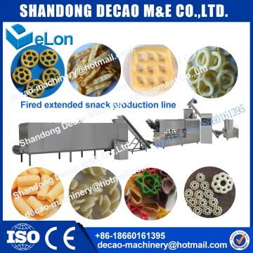automatic stainless steel best potato chips production line plant