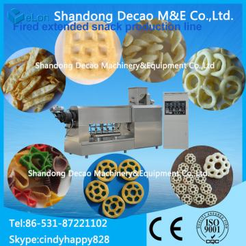 automatic stainless steel potato chips manufacturing machinery plant