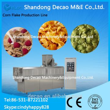 Corn Flakes Snack Processing Machine