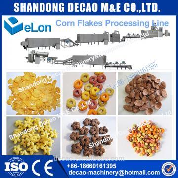 corn flake production line