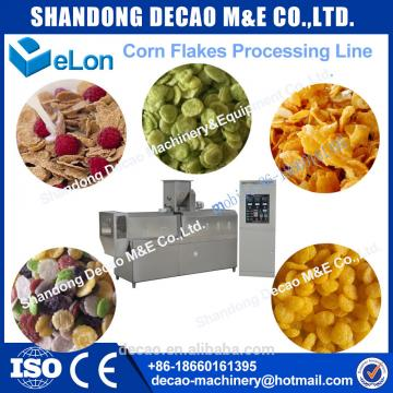 Breakfast cereals production machine