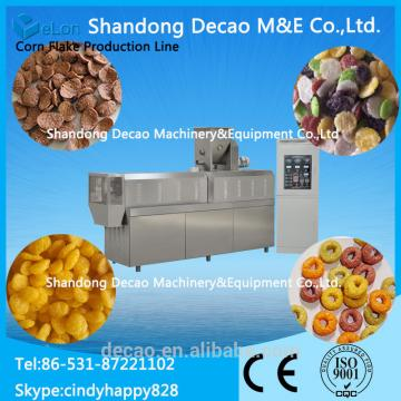Corn Flakes/Breakfast Cereals Processing Line Automatic Small Scale