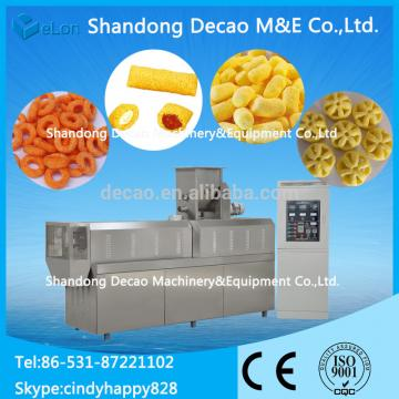 wheat flour snack small extruder