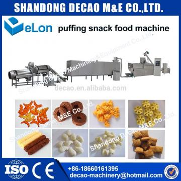 flour bugle snacks production line