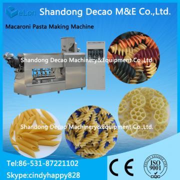 macaroni and pasta machine automatic
