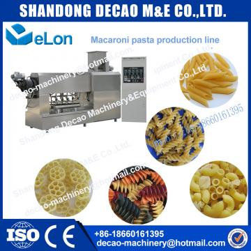 Pasta Macaroni Spaghetti Making Equipment automatic