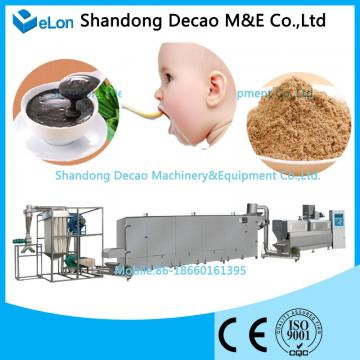 baby food machinery/equipment/making machine