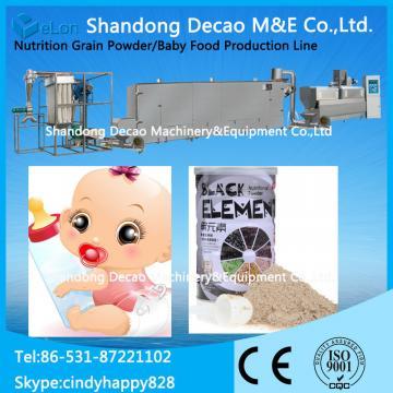baby food nutritional powder making machine /production line equipment