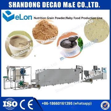 nutritional powder extrusion food machine