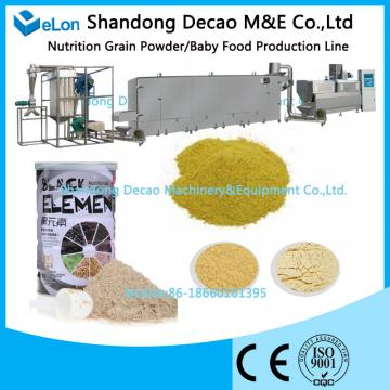 stainless steel nutrition powder making machine