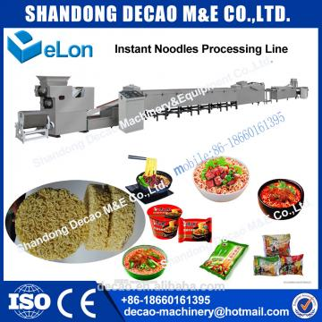 Small scale Fried instant noodles production line manufacturers