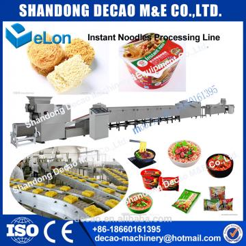 Stainless steel Fried instant noodles production line manufacturers