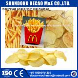 Small Business   Fried potato chips / Sticks French Fries machinery equipment