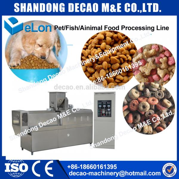 Best selling dog food extrusion machine with great price #1 image